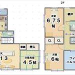 限定1邸♪(間取)