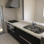 ◆同社施工例◆浄水器付き、3口コンロ(キッチン)