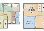 6号棟【1980万円】(間取)