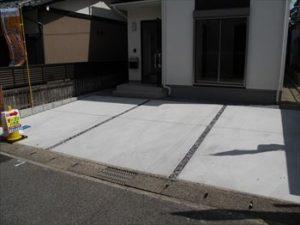 各務原柿沢町 駐車場