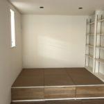 畳スペース(畳下に収納付き♪)