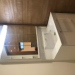 ◆洗面台◆ホスクリーンあり、可動棚収納も豊富で物が溢れることがありません。